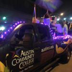 Pride Parade: on ACC Truck