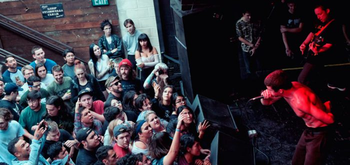 Show Review: The Story So Far, Turnstile, & Drug Church Throw Down at The Mohawk