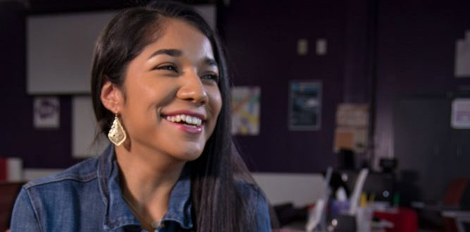 Student of the Year: Amber Rodriguez
