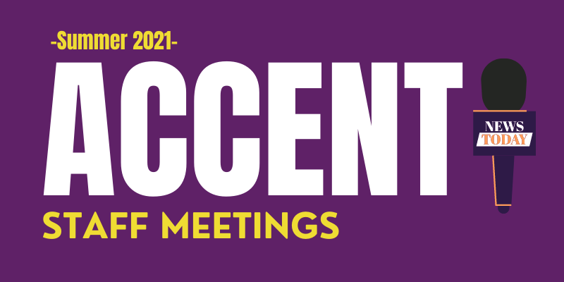 accent staff meetings