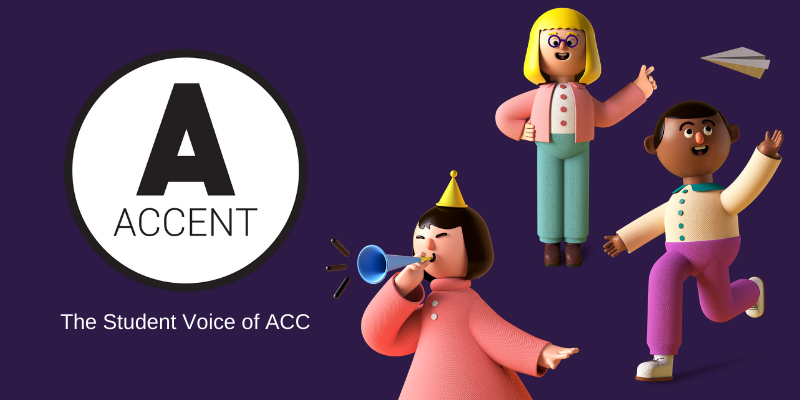 accent is the student voice of acc
