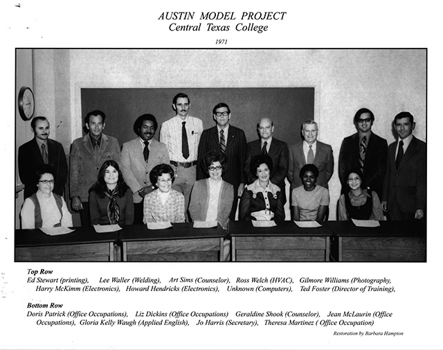 The Austin Model Project