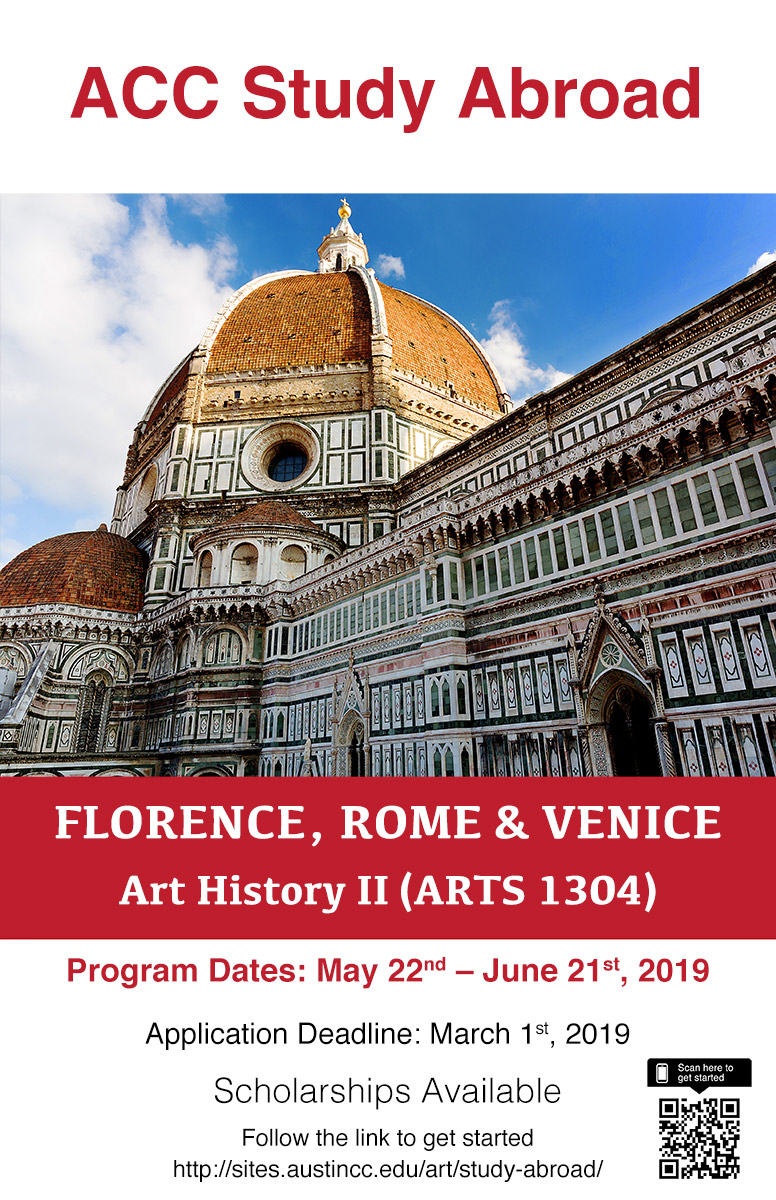 20181120_poster study abroad_Florence_web