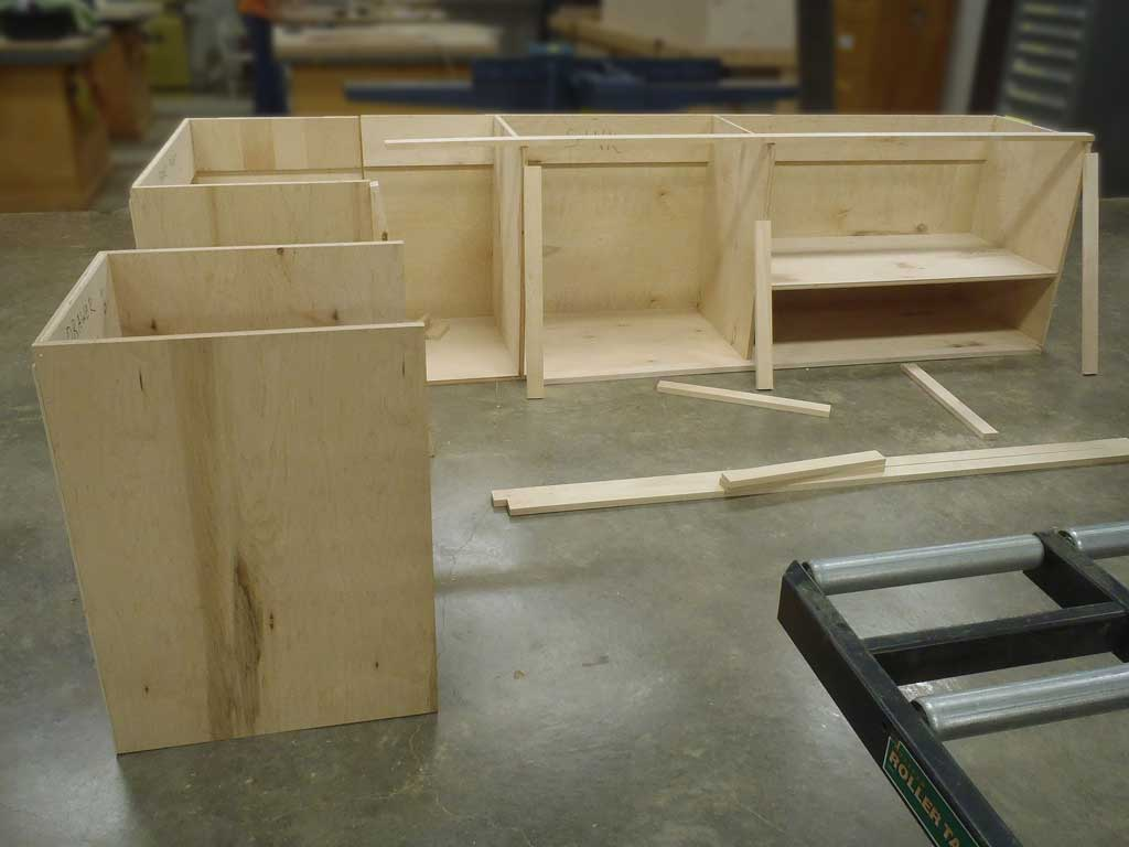 Wdwk 2451 Cabinet Making Ii Building Construction Technology