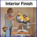 interior finish class page information