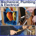 Mechanical, plumbing and electrical class information