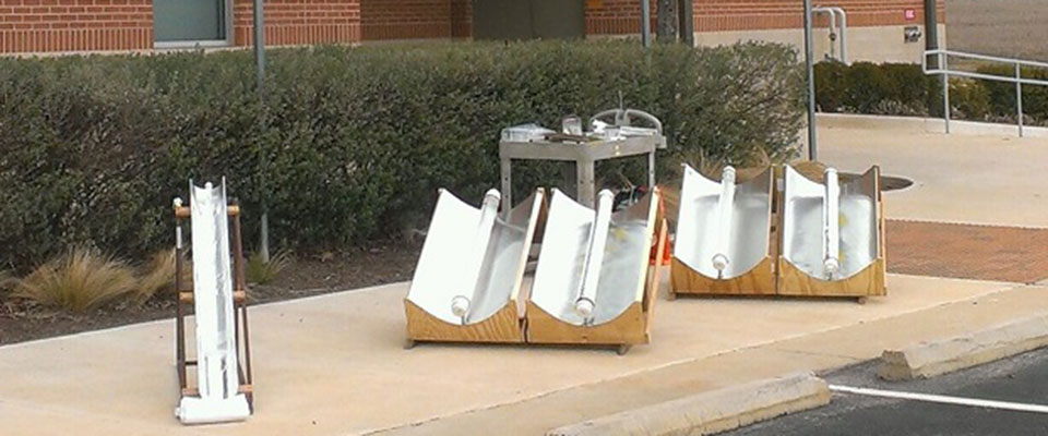ACC STEM students to present water disinfection system to EPA