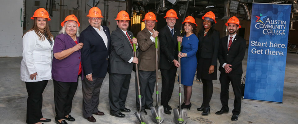 Biotech Incubator Virtual Groundbreaking