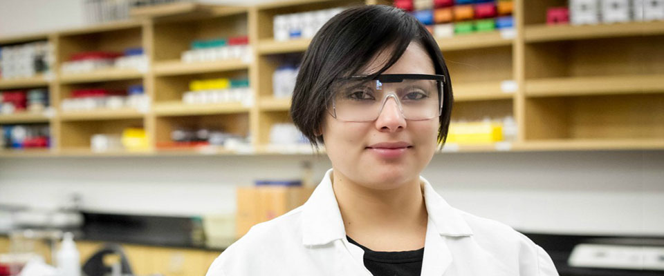 The fight for a better life: Sonja Tellez rises from high school dropout to biotechnician
