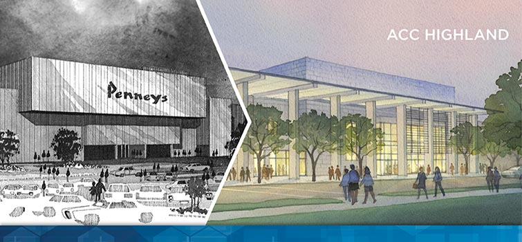Continued renovation of ACC Highland is among the proposed projects.