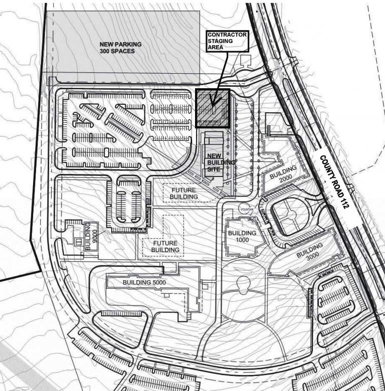 Round Rock phase two map