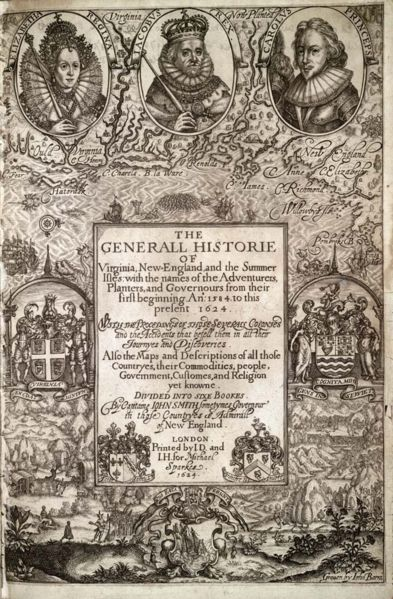 Smith's General History