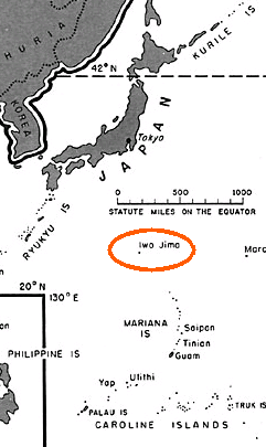 Western Pacific Map