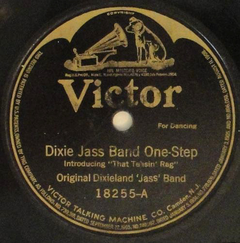 Livery Stable B-Side, Victor Release, 1917