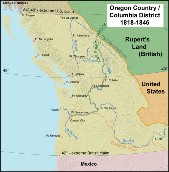 and polk supported u s claims on oregon as potential free soil territory polk s strategy dovetailed perfectly with the brewing spirit of manifest