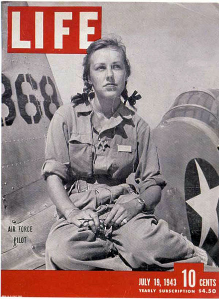 WASP LIFE Cover, 1943