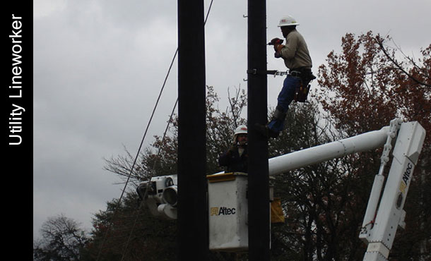 Utility Lineworker