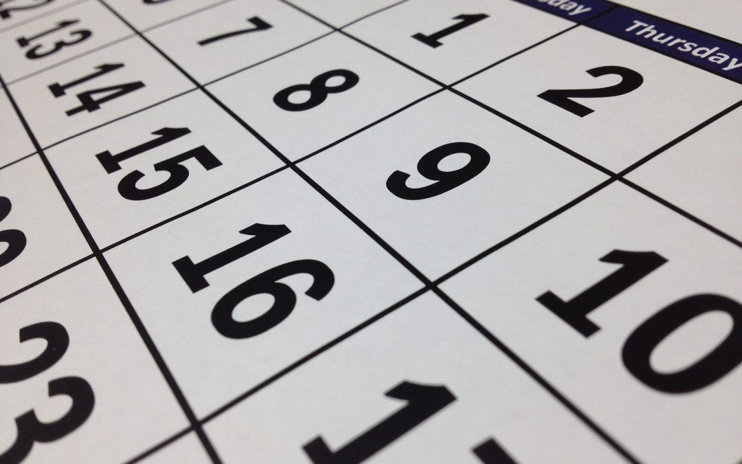 Subscribe to the Faculty Development Calendar!