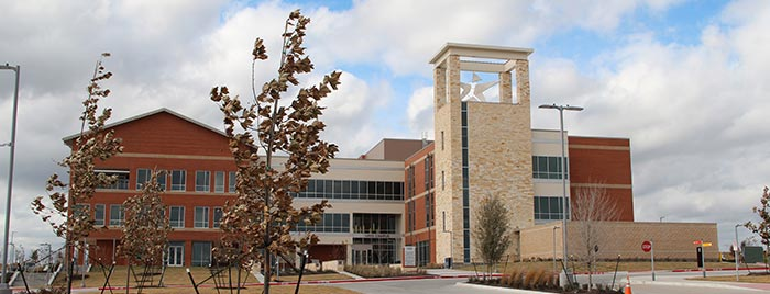 The new Hays Campus will accommodate up to 2,000 students.
