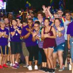 More than 300 students, faculty, and staff attended the annual Austin PRIDE parade and festival August 27. The Student Engagement & Success Office and the LGBT eQuity Committee coordinated ACC's participation and hosted a float.