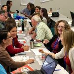 """aculty gathered for a week of learning and sharing at the Project ACC Summer Institute on Active and Engaged Teaching. Read more in '""""From the Provost."""""""