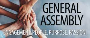 General Assembly Fri., Sept. 29  |  8 a.m. - 3 p.m.