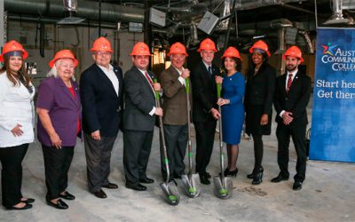 ACC breaks ground on biotech facility
