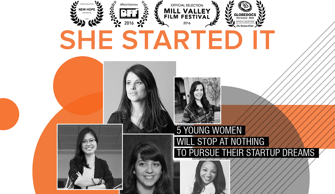 "Screening of ""She Started It"" at ABI"