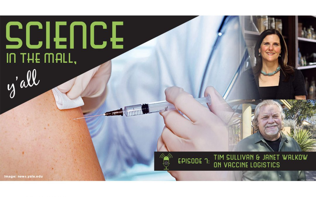 The COVID-19 Vaccine – It's Not a Shot in the Dark