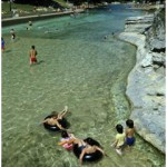 Barton Creek Pool, Austin, Texas
