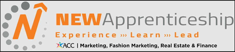 New Apprenticeship and ACC Marketing Department