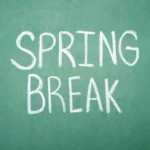 College closed for spring break March 12-March 19
