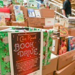 ACC collecting children's books for Brown Santa program