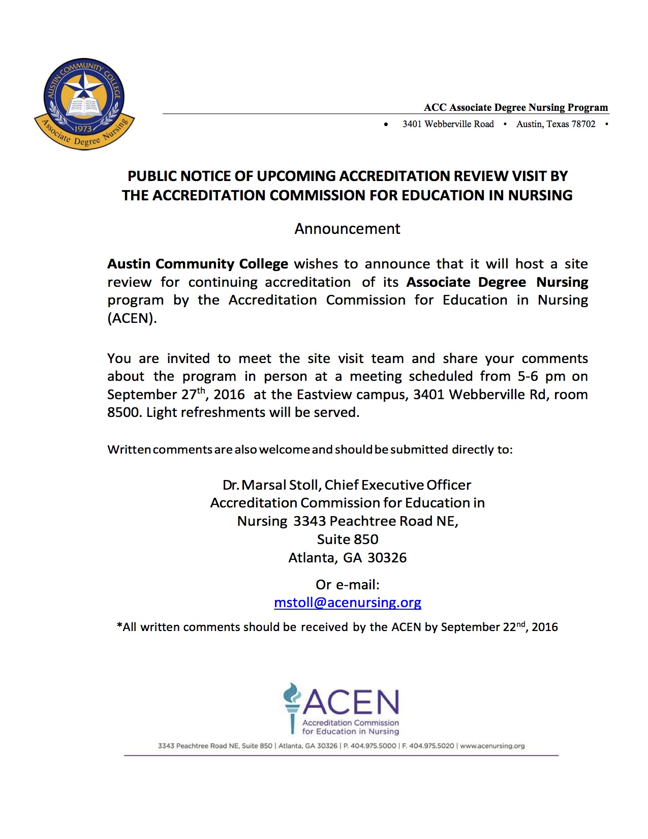 public-notice-of-upcoming-accreditation-review-visit-by