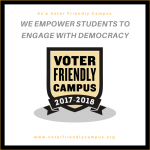 ACC named national 'Voter Friendly Campus'