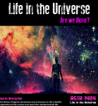 """Honors Astronomy class, """"Life in the Universe."""""""