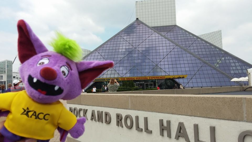 RB Goes to the Rock & Roll Hall of Fame: 7/7/14