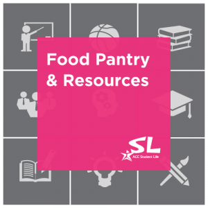 Food Pantry and Resources