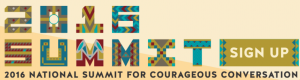 2016 National Summit for Courageous Converstaion