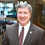 Dr. Charles Cook, Provost/EVP of Academic Affairs