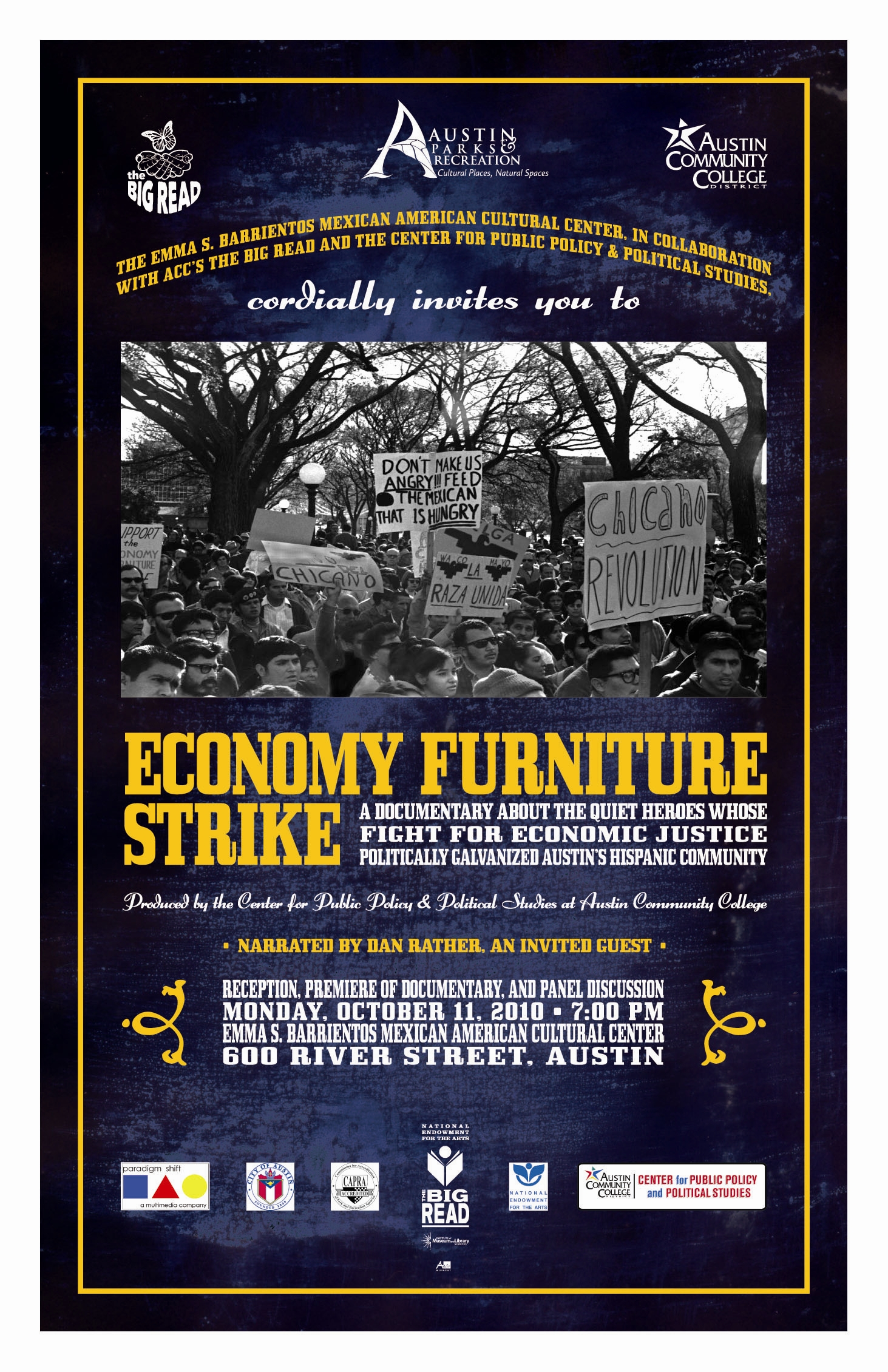 Acc Debuts Documentary On Austin S Economy Furniture
