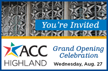 ACC Highland Grand Opening